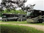 View larger image of RVs camping at HIDDEN ACRES FAMILY CAMPGROUND image #2