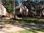 View larger image of Cabins with decks at SHERWOOD FOREST CAMPING  RV PARK image #7