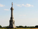 View larger image of Historical monument at ARTILLERY RIDGE CAMPING RESORT  GETTYSBURG HORSE PARK image #9