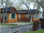 View larger image of Cabins with decks at 49ER VILLAGE RV RESORT image #5