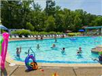 View larger image of Swimming pool at campgrounds at HOLIDAY TRAV-L-PARK image #9