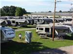 ELKHART CAMPGROUND at ELKHART IN