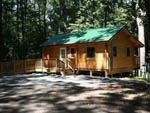 View larger image of Log cabin with ramp at POHICK BAY REGIONAL PARK image #5