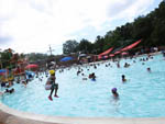 View larger image of Kids playing at waterpark at POHICK BAY REGIONAL PARK image #11