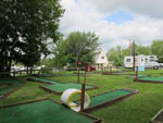 View larger image of Miniature golf course at PLEASANT HILL CAMPGROUND image #5