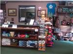 View larger image of Gift shop at EAGLES ROOST RV RESORT  CONFERENCE CENTER image #6