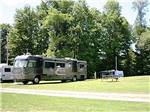 View larger image of RV parked at POPE HAVEN CAMPGROUND image #1