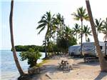 View larger image of Trailers camping on the water at SUNSHINE KEY RV RESORT  MARINA image #5