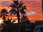 View larger image of Sunset view at LAS VEGAS RV RESORT image #6