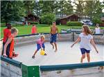 View larger image of Kids playing ball at YOGI BEARS JELLYSTONE PARK CAMP-RESORT LURAY image #4