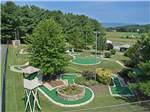 View larger image of Miniature golf course at YOGI BEARS JELLYSTONE PARK CAMP-RESORT LURAY image #8