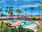 Golden Village Palms RV Resort - Sunland