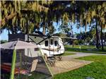 View larger image of Tent and trailer camping at SANLAN RV  GOLF RESORT image #8