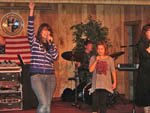 View larger image of Live gospel band singing at HOLIDAY PARK CAMPGROUND image #12