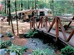 View larger image of RVs camping at OAK HAVEN FAMILY CAMPGROUND image #1