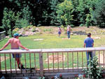 View larger image of Horseshoe pits at OAK HAVEN FAMILY CAMPGROUND image #4
