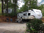 View larger image of Trailers camping at OAK HAVEN FAMILY CAMPGROUND image #9