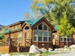 View larger image of Some of the rental manufactured homes at GLENWOOD CANYON RESORT image #9