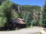 View larger image of Some of the buildings at GLENWOOD CANYON RESORT image #11
