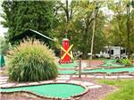 View larger image of Miniature golf course at SPRING GULCH RESORT CAMPGROUND image #8