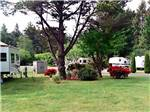 View larger image of Trailers camping at VILLAGE CAMPER INN RV PARK image #3
