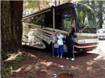 Village Camper Inn Rv Park Crescent City Campgrounds