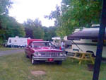 View larger image of Trailers camping at MILAN TRAVEL PARK image #9