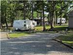 View larger image of Trailer camping at AMERICAMPS RV RESORT image #7