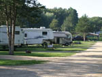 View larger image of Trailers and RVs camping at FOX HILL RV PARK  CAMPGROUND image #1