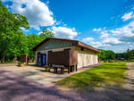 View larger image of View of restrooms with vending machine at FOX HILL RV PARK  CAMPGROUND image #2