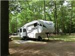 View larger image of Trailers camping at WILD ACRES RV RESORT  CAMPGROUND image #4