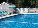 View larger image of Kids playing in the swimming pool at WILD ACRES RV RESORT  CAMPGROUND image #5