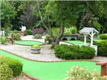 View larger image of Miniature golf course at WILD ACRES RV RESORT  CAMPGROUND image #6