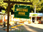 View larger image of Sign at office at YELLOWSTONE RIVER RV PARK  CAMPGROUND image #2
