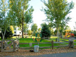 View larger image of Dog exercise area at YELLOWSTONE RIVER RV PARK  CAMPGROUND image #7