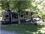 View larger image of Trailer parked in a site at NORTHERN KY RV PARK image #4