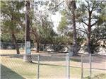 View larger image of The fenced in pet area at SANTA NELLA RV PARK image #8