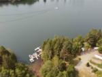 View larger image of Scenic view at HARMONY LAKESIDE RV PARK  DELUXE CABINS image #4