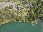 View larger image of RV camping at HARMONY LAKESIDE RV PARK  DELUXE CABINS image #12