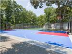 View larger image of Basketball court at SEASHORE CAMPSITES  RV RESORT image #3
