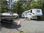 PETERS POND RV RESORT at SANDWICH MA