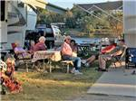 View larger image of Trailer camping at BRANSON LAKESIDE RV PARK image #3