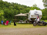 View larger image of Trailer camping at LIMEHURST LAKE CAMPGROUND image #5