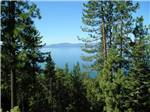View larger image of Lake view at TAHOE VALLEY CAMPGROUND image #2