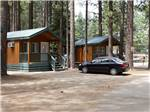 View larger image of Cabins with decks at TAHOE VALLEY CAMPGROUND image #3