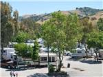 View larger image of Trailers and RVs camping at FOUNTAIN RV PARK at CASA DE FRUTA RV PARK image #1