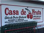View larger image of Fruit stand with Casa de Fruta sign at CASA DE FRUTA RV PARK image #6