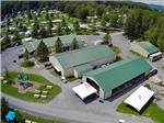 View larger image of Aerial view of the RV park at FRIENDSHIP VILLAGE CAMPGROUND  RV PARK image #9