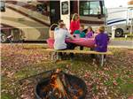 View larger image of Family camping in RV at SEAPORT RV RESORT  CAMPGROUND image #4
