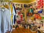 View larger image of General Store at campground  at SEAPORT RV RESORT  CAMPGROUND image #5